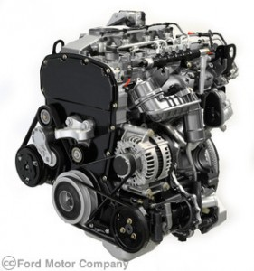 3.2-Liter Power Stroke Turbo Diesel Engine