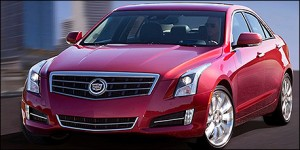 Cadillac ATS sport-tuned dynamics