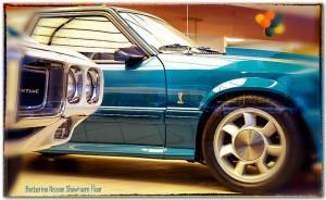 Classic Cars at Barberino's Car Dealership