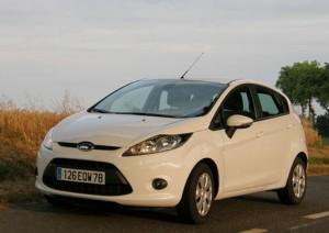 Ford Fiesta 1.6 litreTDCi