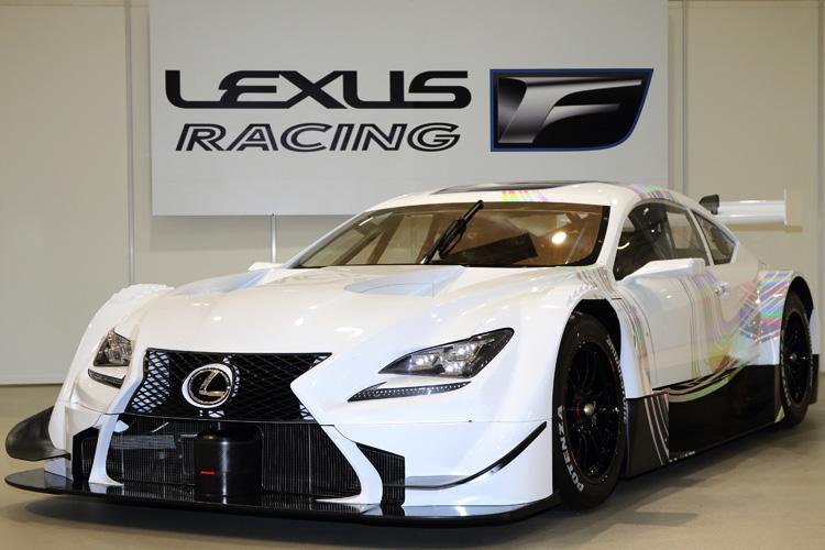 Lexus Announces 2015 Global Motorsport Plans