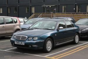 1999 Rover 75 2.0 V6