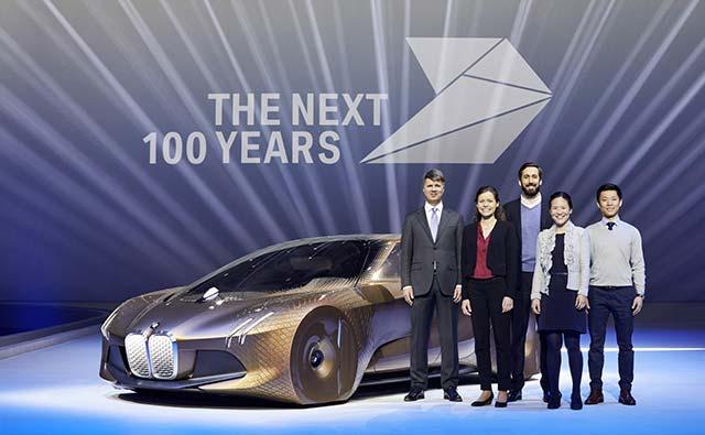 BMW 'Vision Next 100