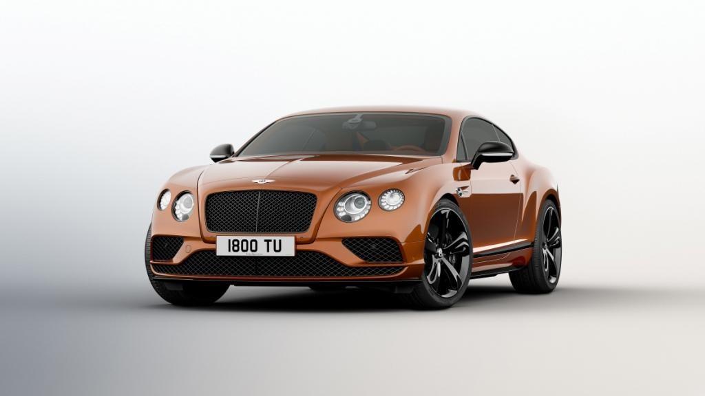 Bentley Launches New GT