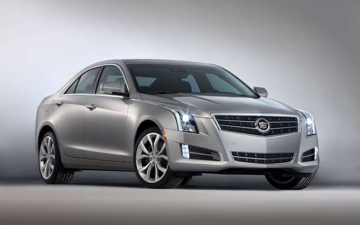 2017 Cadillac