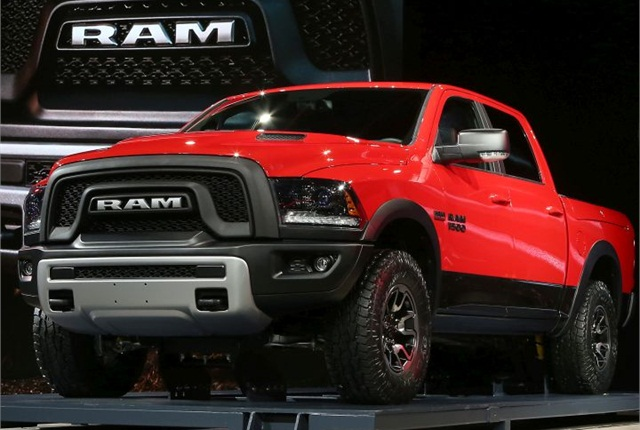 Ram 1500 Rebel truck