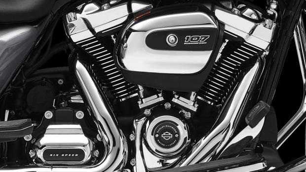 Harley-Davidson New Engine