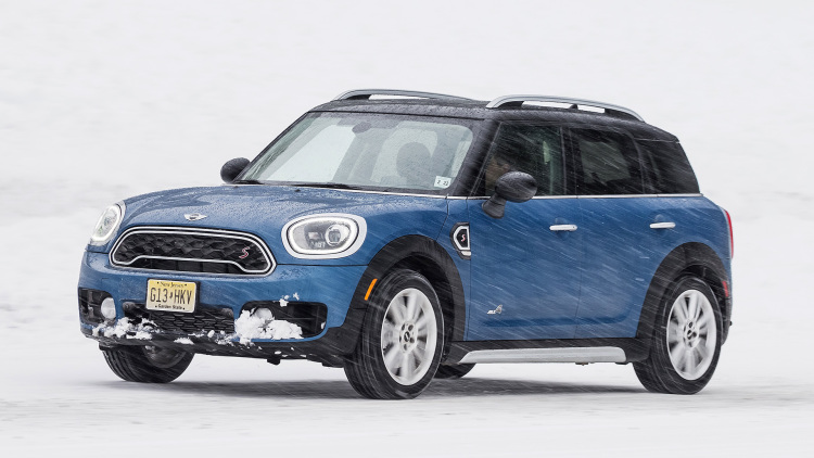 2017 mini countryman first drive autoreleased the automotive newspaper. Black Bedroom Furniture Sets. Home Design Ideas