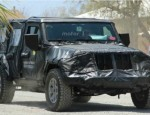 2018 Jeep Wrangler Spotted