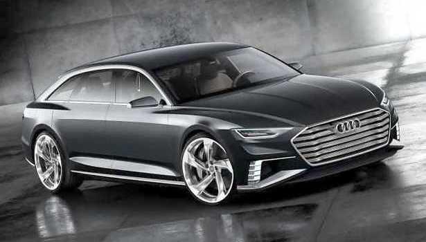 Audi A8s 2019 Model Has Self Adjusting Wheels Autoreleased The
