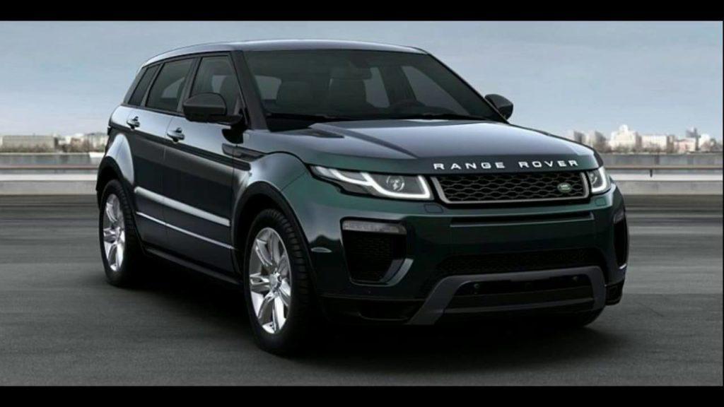 2019 Land Rover