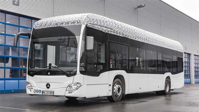 Citaro Electric Bus