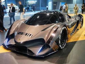Dubai's 5000 Horsepower