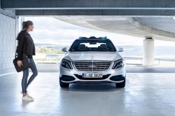 Mercedes-Benz Co-Operative Car