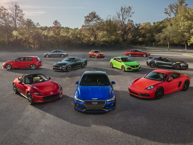 Best Cars for 2019