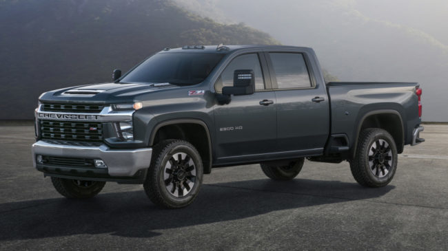 Chevy Silverado HD