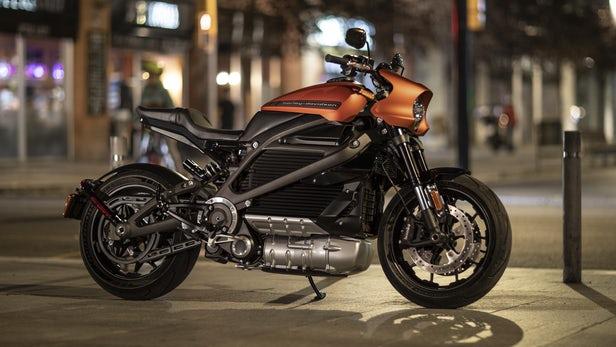 2020 Harley-Davidson