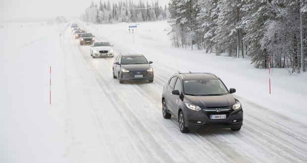 best winter cars
