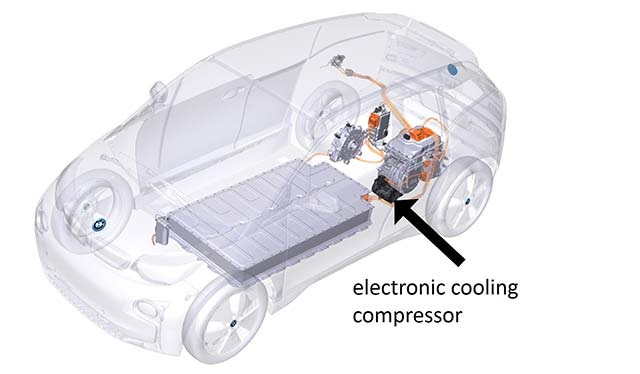 Electronic-Cooling-Compressor