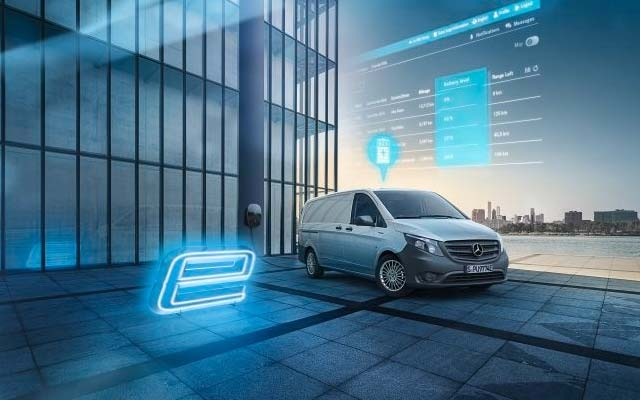 Mercedes-Benz-eVito