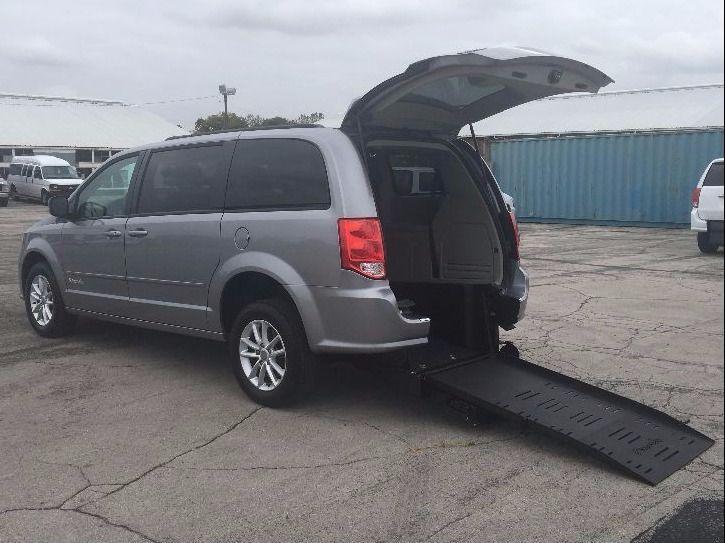 Used Handicap Van
